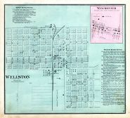 Wellston and Winchester, Jackson County 1875